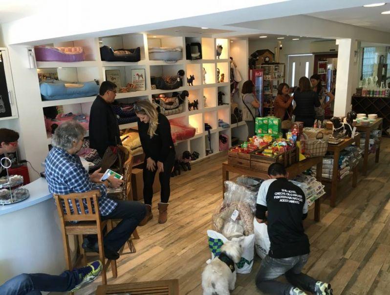 Boutique de Luxo para Cachorro na Santa Efigênia - Clínica e Boutique para Cães