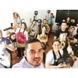 curso de banho em cachorro Campo Belo