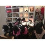 Clínica com Pet Shop